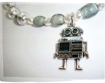 Shiny Silver Bot