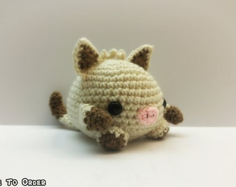 Crochet Mankey Inspired Chibi Pokemon