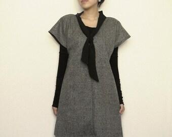 Wool Sailor Dress