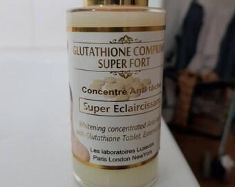 Oil Serum glutathione super brightening body