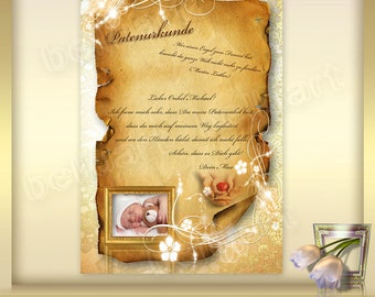 Template For Patent Certificate Patent Letter For