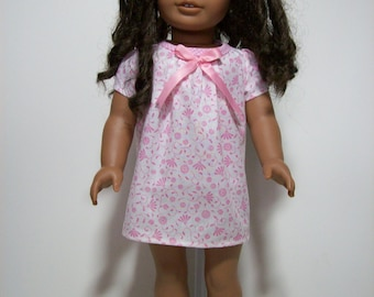 Sweet little dress for 18 in dolls