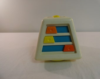 Vintage Fisher Price Baby/Infant/Toddler Toy