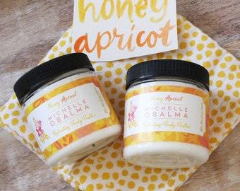 Honey Apricot - Michelle Obalma Body Butter