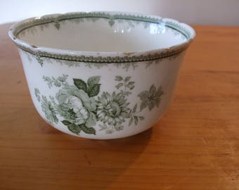 Antique Adelaide Doulton Burslem bowl ( circa ) 1885-1920