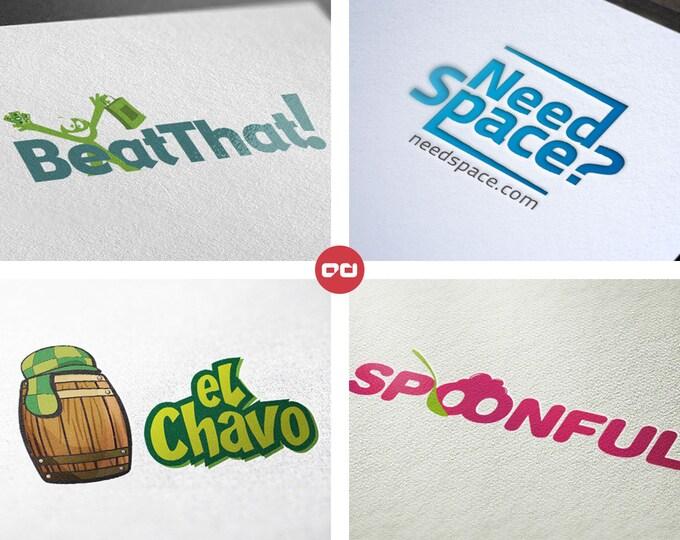 Get a custom logo design