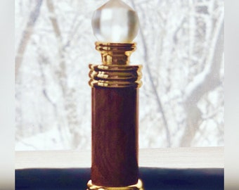 Chocolate Amber Body Oil