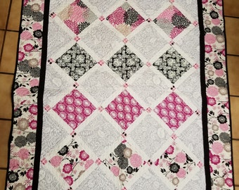 Handmade Quilt or Wall Hanging