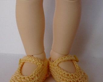 Littlefee, YOSD  Shoes Jippee Yellow