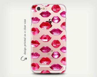 iPhone X Case , iPhone 7 Plus Case , iPhone 7 Case , Samsung Galaxy Case , Galaxy S7 Case , iPhone 8 Case , Galaxy S8 Case , Lips