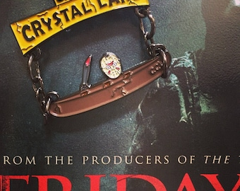 Friday the 13th Chain Pin