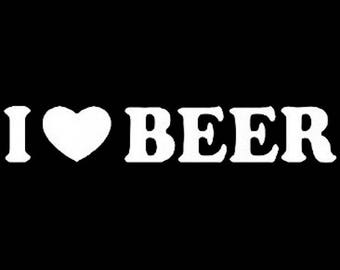 I love Beer New Shirt Various Sizes and Colors Available