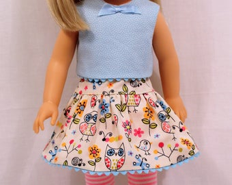 L'il Miss Sunshine-Playtime Outift. 14.5 Inch Doll Clothing