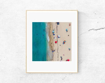 Sea Print, Ocean Print, A4 Print, Adventure Print, Digital Download, Blue Ocean, Ocean Wall Print, Sea Digital Print