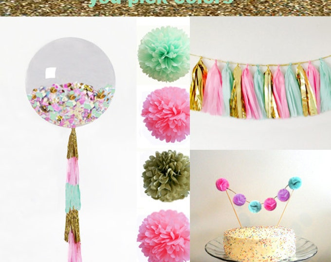 """Birthday Party Decorations 