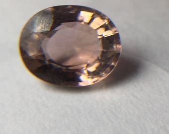 Tourmaline oval 5.7x 7.51pc