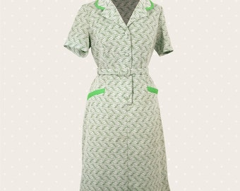 60s day dress