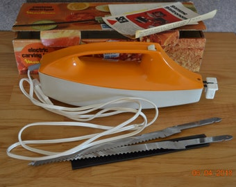 Moulinex vintage electric knife