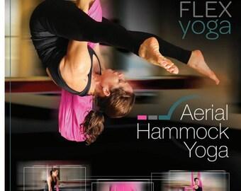 Aerial Hammock Yoga by Emily Mariola Flex Yoga