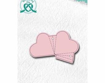 Die 8.2x5.4 cm_WPD001 heart box