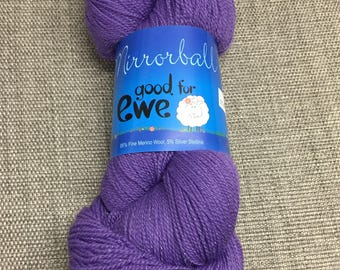 Good for Ewe Mirrorball Lace - color 2085