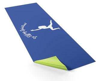 Funny Yoga Lovers So Effing Spiritual Yoga Mat