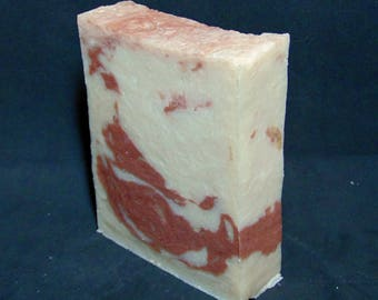 Rosemary & Carrot Handcrafted Artisan Soap - 1 Bar 300053