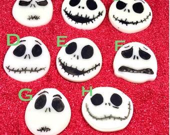 Jack Skeleton Pin GLOWS
