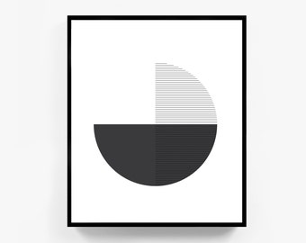 Minimalist Prints, Minimalist Art, Architectural Art, Geometric Art, Modern Prints, Abstract Art, Black and White Art