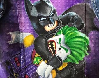 Lego Batman boy's jacket