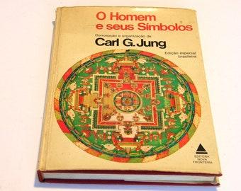 O Homem e seus Simbolos by Carl G Jung,  Man and his Symbols, Dream Interpretation