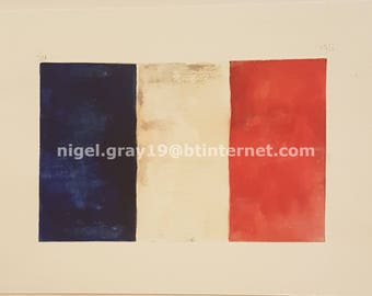 Liberty Tricolour French Flag