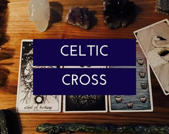 Tried and True: Celtic Cross General Tarot Reading, Oracle Card Reading, Accurate, Great Reviews, Professional Reader, Spiritual Guidance