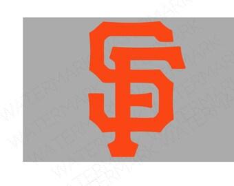 Giants Logo Etsy