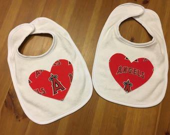 Anaheim Angels Heart Bib