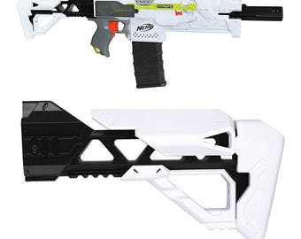 Nerf N-Strike Raider CS-35 Adjustable Shoulder Stock Blue