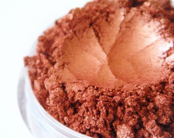 Copper- All Natural Mineral Eyeshadow Pigment (Vegan)