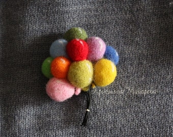 brooch balls