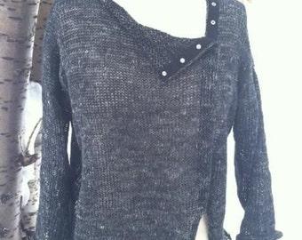 Snappy Cardigan Knitting Pattern