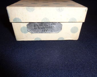 Nancy Ann Storybook Doll #115 Lucy Locket Lost Her Pocket Box Only!