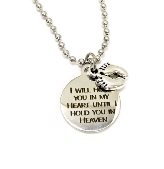 Miscarriage Memorial, Miscarriage Necklace, Miscarriage Jewelry, Sympathy Gift, Pregnancy Loss Memorial Gift, Child Loss Memorial Jewelry