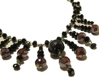 Royals Crystal Necklace