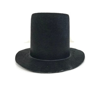 Ringmaster Top Hat || The Greatest Showman Hat || Top Hat Photo Prop Costume