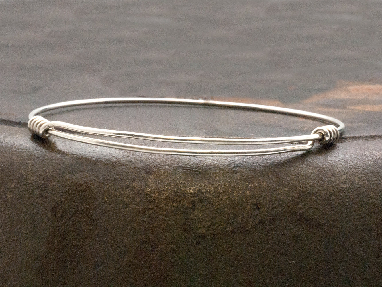 wide personalized bangles silver jewels of layering bangle stacking string bracelets thin bracelet hand stamped