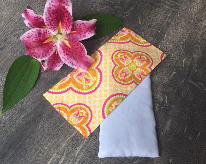 Aromatherapy Eye Pillow with Case