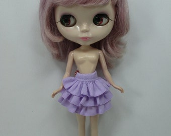 Handmade outfit for Blythe doll layers skirt Z-14
