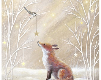 My Fox - Archival Giclee Print