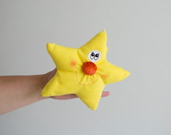 Twinkle Twinkle Little  star   - hand puppet - Great TEACHERS resourse , baby shower gift
