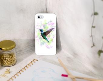Hummingbird iphone case, hummingbird phone case, iPhone case, iPhone 6 case, iPhone 7 case, hummingbird, iPhone X case, iPhone 6s case