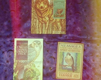 Animal Oracle Card Reading